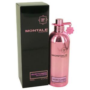Montale Velvet Flowers Edp 100ml Perfume Spray Unisex