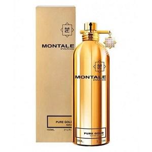 Montale Pure Gold Edp 100ml Perfume Spray Unisex
