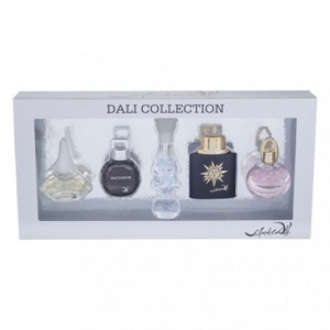 Salvador Dali Coffret Miniatures 5 Pieces - For Men And Women