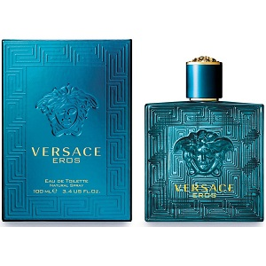 Versace Eros Edt 100ml Fragrance Cologne For Men