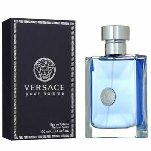 Versace Pour Homme Edt 100ml Fragrance For Men