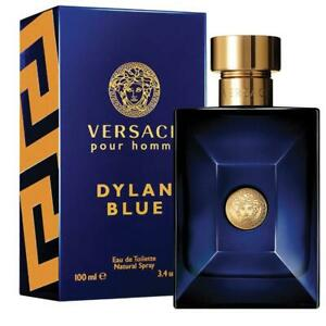 Versace Pour Homme Dylan Blue Edt 100ml For Men