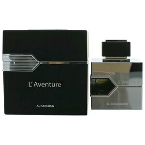Al Haramain L'Aventure Edp 100ml Perfume Spray For Men
