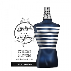 Jean Paul Gaultier Le Male In The Navy Edt 125ml Tester