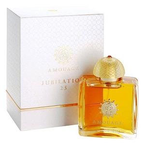 Amouage Jubilation 25 XXV Edp Perfume Spray 100ml For Women