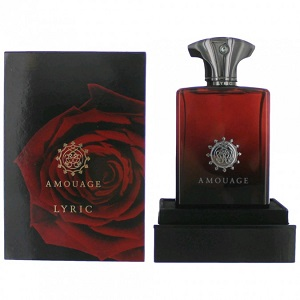 Amouage Lyric Edp Perfume Spray 100ml For Men