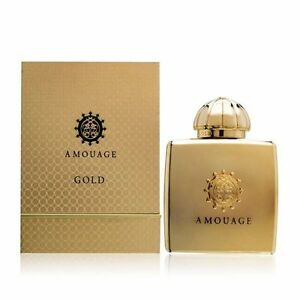 Amouage Gold Edp Perfume Spray 100ml For Women