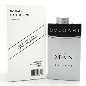 Bvlgari Man Extreme Edt 100ml Tester For Men