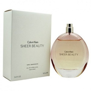 Calvin Klein Sheer Beauty Edt 100ml Tester For Women