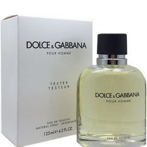 Dolce & Gabbana Pour Homme Edt 125ml Tester For Men