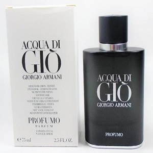 Giorgio Armani Acqua Di Gio Profumo 75ml Tester For Men