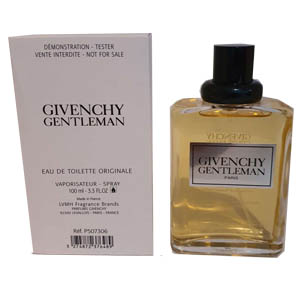 Givenchy Gentleman Edt 100ml Tester For Men