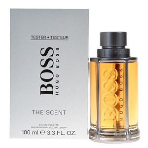 Hugo Boss The Scent Edt 100ml Tester For Men