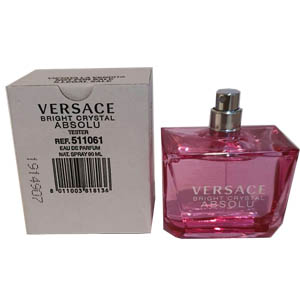 Versace Bright Crystal Absolu Edp 90ml Tester For Women