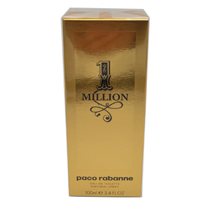 Paco Rabanne 1 Million Edt Spray 100ml For Men