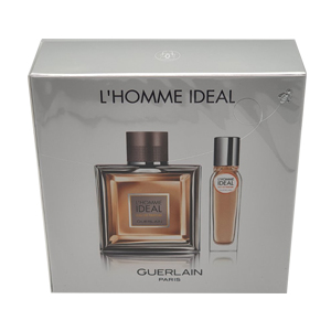 Guerlain L' Homme Ideal Set Edp 100 ml + Travel Spray 15ml
