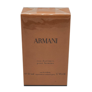 Giorgio Armani Eau D'Aromes Pour Homme Edt 50ml