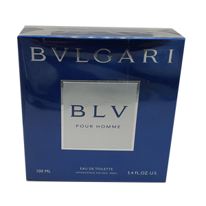 Bvlgari BLV Homme Edt 100ml - 3.4oz