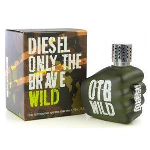Diesel Only The Brave Wild Edt Spray 50ml For Men