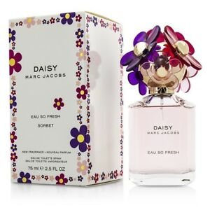 Marc Jacobs Daisy Eau So Fresh Sorbet Edt 75ml Women
