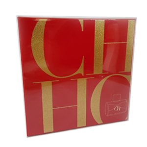 Carolina Herrera CH Privee Set Edp 80ml + Exfoliating Lotion 100ml