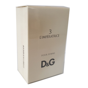 Dolce & Gabbana No.3 L'Imperatrice Edt 50ml
