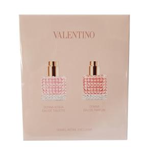Valentino Donna Mini Travel Set (2 x Valentino Donna Acqua Edt 6ml + 2 x Valentino Donna Edp 6ml)