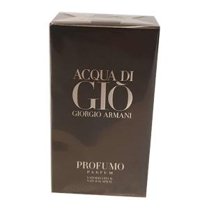 Giorgio Armani Acqua Di Gio Profumo Edp 75ml Men