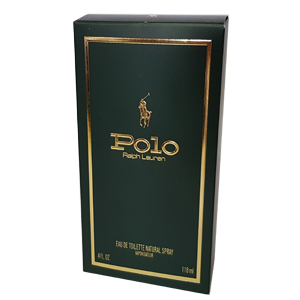 Ralph Lauren Polo Edt 118ml Tester