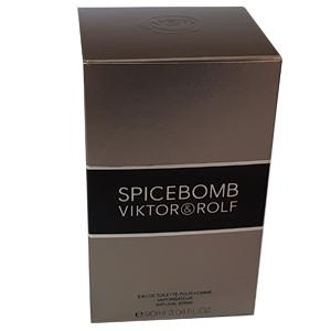 Viktor & Rolf Spicebomb For Men Edt 90ml Tester