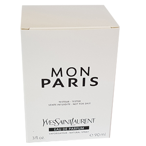 Yves Saint Laurent Mon Paris Edp 90ml Tester