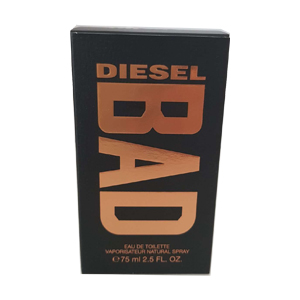 Diesel Bad Edt 75ml For Men Tester Cologne