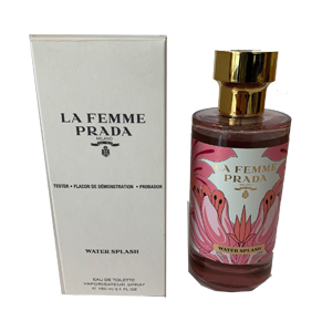 Prada  La Femme Prada Water Splash Edt 150ml For Women Tester
