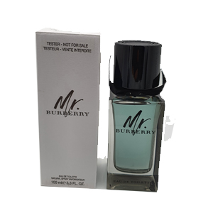 Burberry Mr. Burberry Edt 100ml Tester For Men