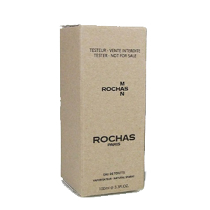 Rochas Man Edt 100ml Tester For Men