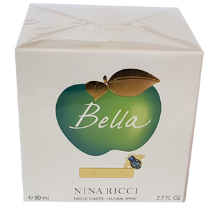 Nina Ricci Bella For Women Edt 80ml