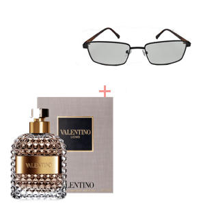Bundle Box 6 - Valentino Uomo Edt 50ml  -- Alecto/OWMM207 - C01/54-18-140